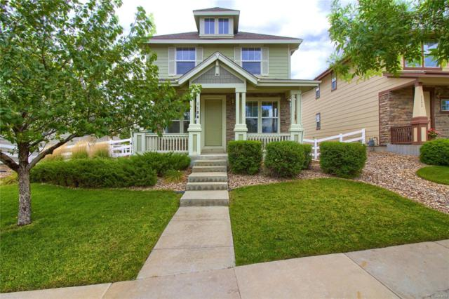 1184 S Coolidge Circle, Aurora, CO 80018 (#3229538) :: The Peak Properties Group