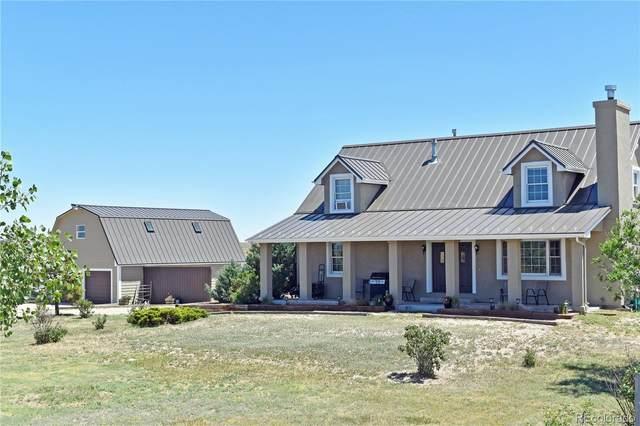 10110 Hahn Road, Calhan, CO 80808 (MLS #3229649) :: 8z Real Estate