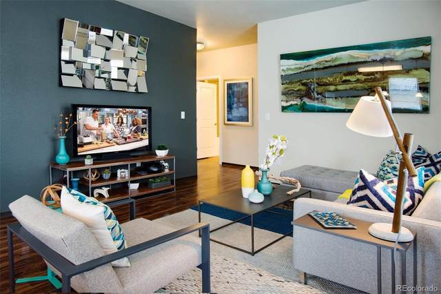 4100 Albion Street #503, Denver, CO 80216 (#3229742) :: The Healey Group