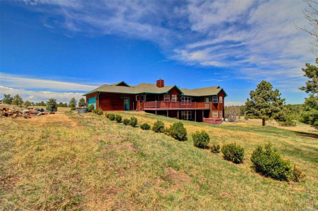 4110 Katie Drive, Elizabeth, CO 80107 (#3229814) :: The Peak Properties Group