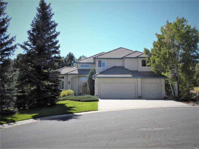 6 Mountain Birch, Littleton, CO 80127 (MLS #3230005) :: 8z Real Estate