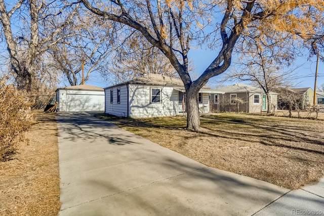 6945 W 55th Avenue, Arvada, CO 80002 (#3230136) :: Compass Colorado Realty
