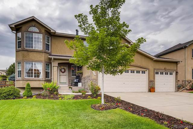 756 Chesapeake Avenue, Monument, CO 80132 (MLS #3230665) :: 8z Real Estate