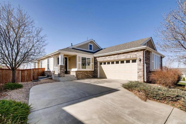 20256 E Columbia Place, Aurora, CO 80013 (#3230709) :: The Peak Properties Group