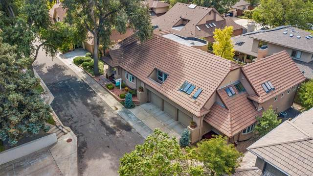 3003 E Alameda Avenue, Denver, CO 80209 (#3231642) :: 5281 Exclusive Homes Realty