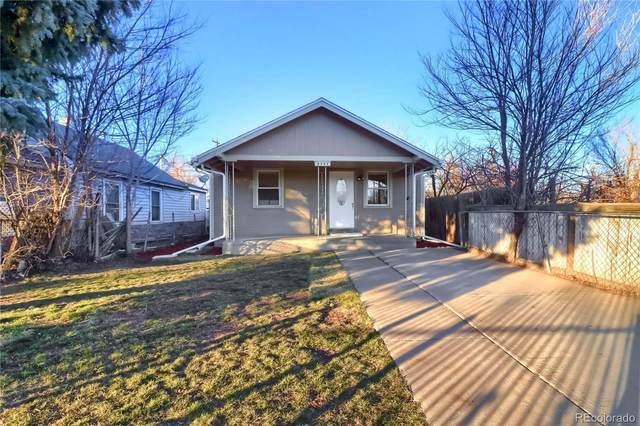 3171 W Virginia Avenue, Denver, CO 80219 (#3231644) :: The HomeSmiths Team - Keller Williams