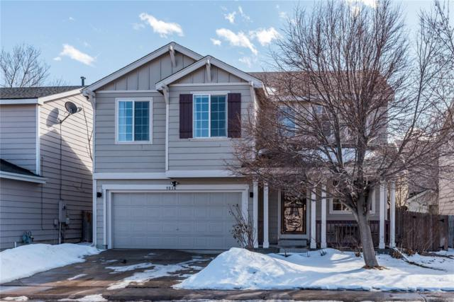9036 E Louisiana Place, Denver, CO 80247 (#3232104) :: The Heyl Group at Keller Williams