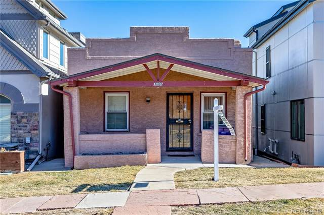 3606 Pecos Street N, Denver, CO 80211 (#3232155) :: The Griffith Home Team