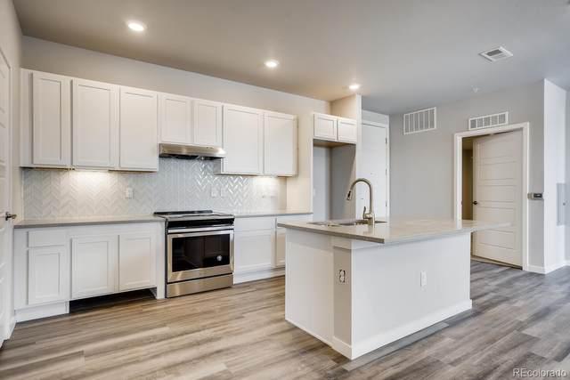 9283 Twenty Mile Road #207, Parker, CO 80134 (MLS #3232437) :: 8z Real Estate