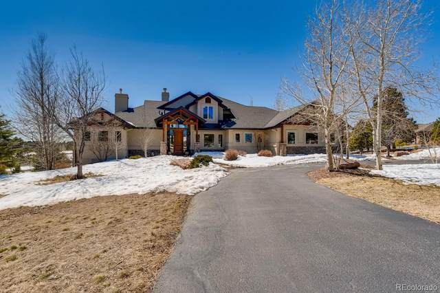 475 E Kings Deer Point, Monument, CO 80132 (#3232584) :: The Harling Team @ HomeSmart