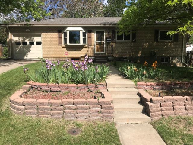 12227 W Ohio Drive, Lakewood, CO 80228 (MLS #3232977) :: 8z Real Estate