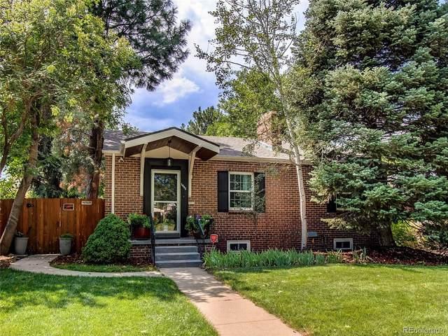 1685 S Marion Street, Denver, CO 80210 (MLS #3233048) :: Find Colorado