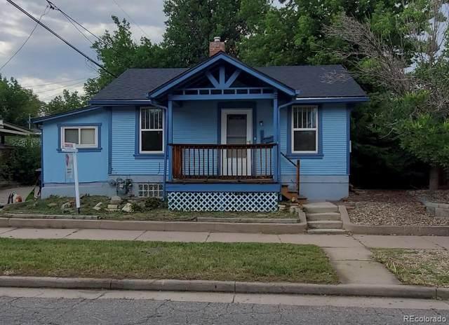 1627 E Asbury Avenue, Denver, CO 80210 (#3233082) :: The HomeSmiths Team - Keller Williams