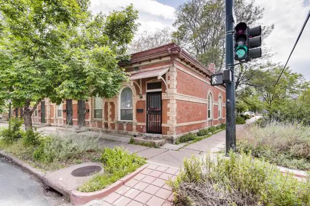 1779 Washington Street, Denver, CO 80203 (#3233485) :: The DeGrood Team
