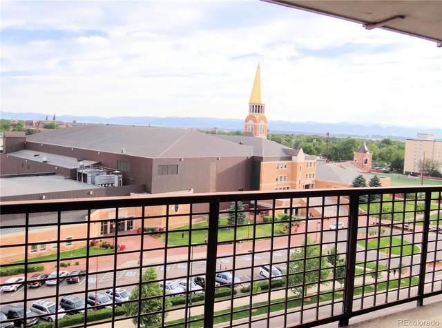 2225 Buchtel Boulevard #712, Denver, CO 80210 (#3233542) :: Compass Colorado Realty