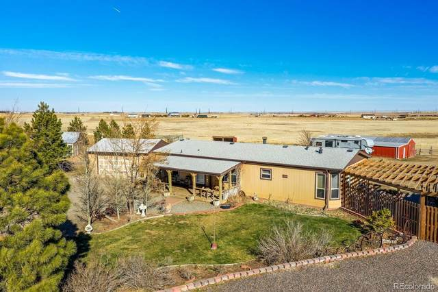 5400 S County Road 181, Byers, CO 80103 (#3234085) :: James Crocker Team