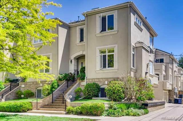375 Josephine Street D, Denver, CO 80206 (#3234155) :: Berkshire Hathaway HomeServices Innovative Real Estate