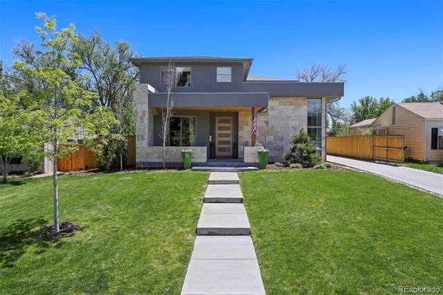 3050 S Dexter Way, Denver, CO 80222 (#3234316) :: Berkshire Hathaway HomeServices Innovative Real Estate