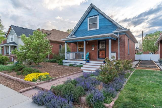 457 Pearl Street, Denver, CO 80203 (#3234417) :: The Pete Cook Home Group