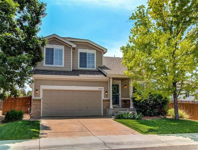6432 Old Divide Trail, Parker, CO 80134 (#3234577) :: Re/Max Structure
