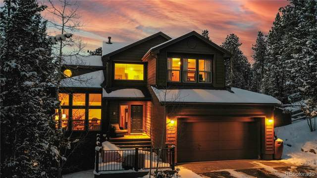 28371 Evergreen Drive, Conifer, CO 80433 (#3234703) :: The Harling Team @ HomeSmart