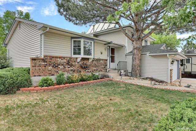 6925 Snowbird Drive, Colorado Springs, CO 80918 (MLS #3234779) :: Kittle Real Estate