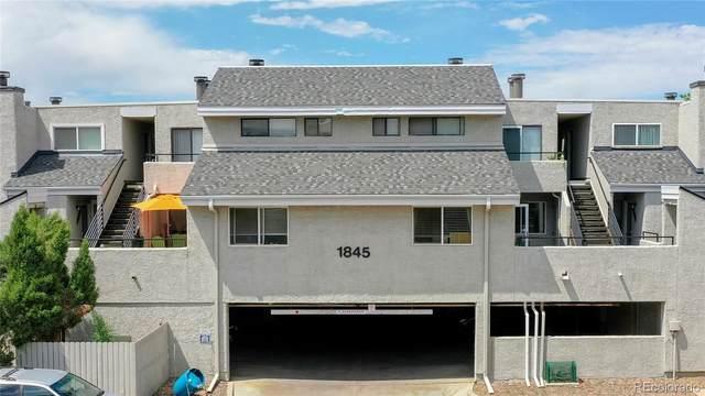 1845 Kendall Street 202C, Lakewood, CO 80214 (#3234986) :: Stephanie Fryncko | Keller Williams Integrity