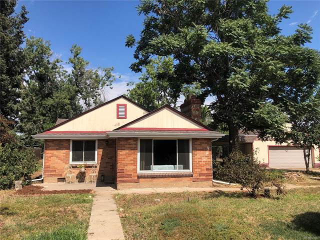 3181 W 54th Avenue, Denver, CO 80221 (#3235211) :: The Heyl Group at Keller Williams