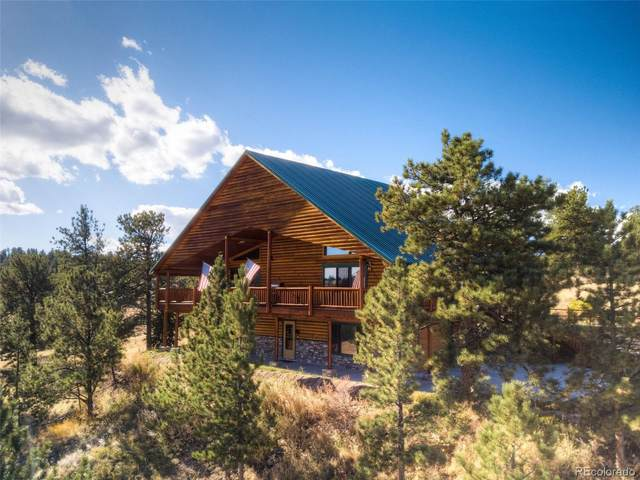 656 Witcher Mountain Road, Guffey, CO 80820 (#3235256) :: RE/MAX Professionals