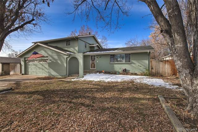 2575 S Field Street, Lakewood, CO 80227 (#3235501) :: Berkshire Hathaway Elevated Living Real Estate