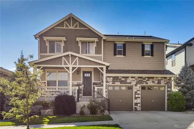 6955 Indiana Court, Arvada, CO 80007 (MLS #3235517) :: 8z Real Estate