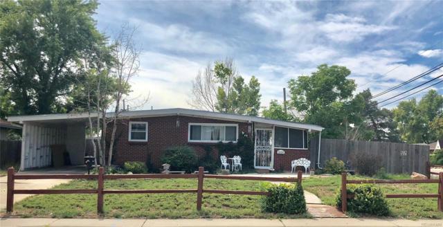 1600 Hopkins Drive, Denver, CO 80229 (MLS #3235523) :: 8z Real Estate