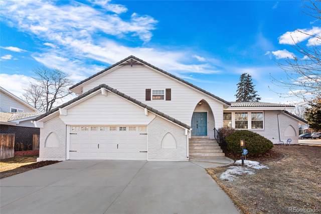 7602 E Nassau Avenue, Denver, CO 80237 (#3235568) :: Briggs American Properties