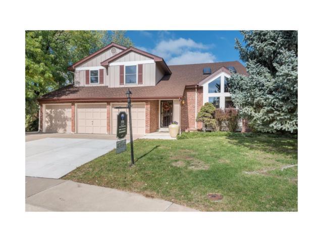 16523 E Dorado Avenue, Centennial, CO 80015 (MLS #3236419) :: 8z Real Estate