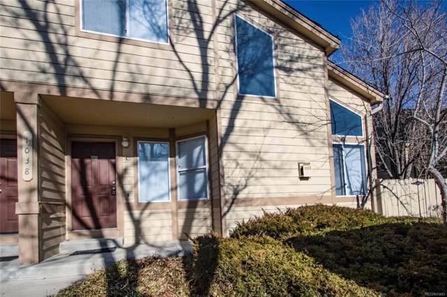 1038 Delta Drive C, Lafayette, CO 80026 (MLS #3236577) :: 8z Real Estate