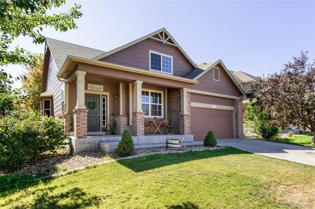 11454 E 111th Avenue, Commerce City, CO 80640 (#3236895) :: Bring Home Denver with Keller Williams Downtown Realty LLC