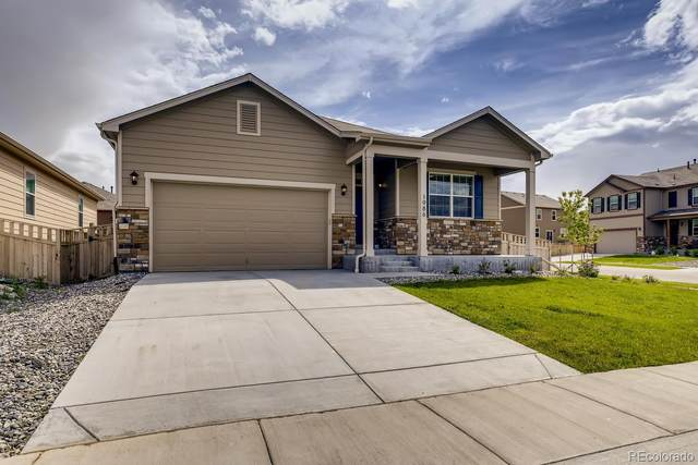 1986 Ruby Court, Lochbuie, CO 80603 (MLS #3237118) :: Kittle Real Estate