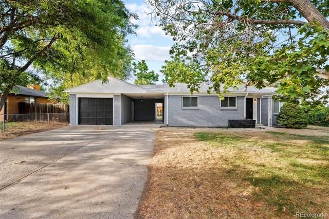 10675 W 47th Avenue, Wheat Ridge, CO 80033 (#3237171) :: Peak Properties Group