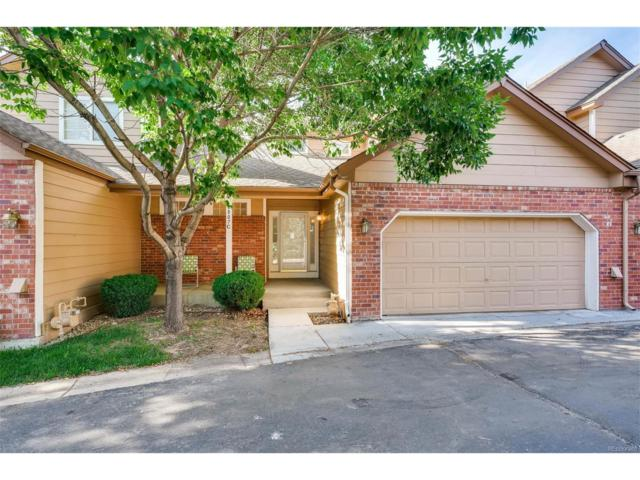 6807 S Webster Street C, Littleton, CO 80128 (MLS #3237256) :: 8z Real Estate