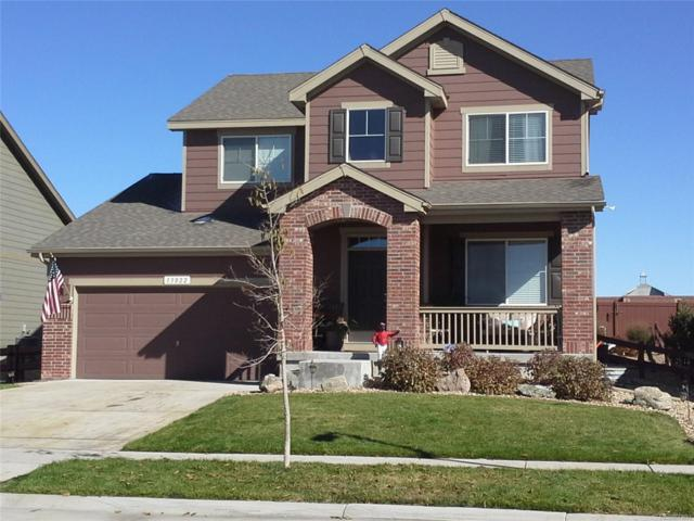 13022 Coffee Tree Street, Parker, CO 80134 (#3237348) :: The Heyl Group at Keller Williams