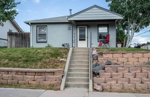 3294 S Grant Street, Englewood, CO 80113 (MLS #3237472) :: 8z Real Estate
