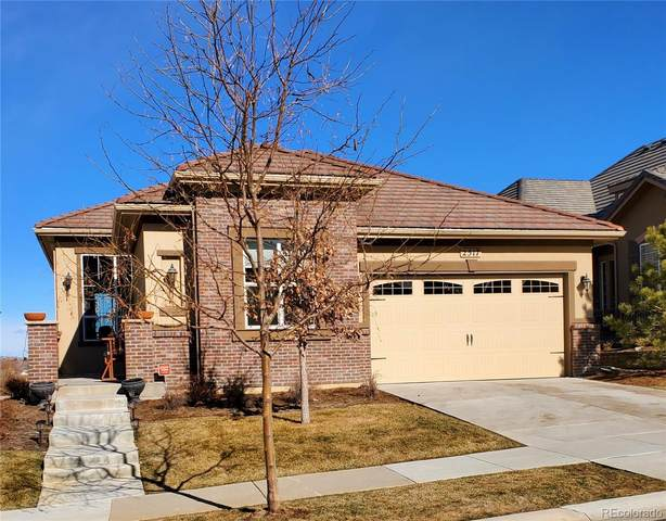 2517 W 122nd Avenue, Westminster, CO 80234 (MLS #3237562) :: 8z Real Estate
