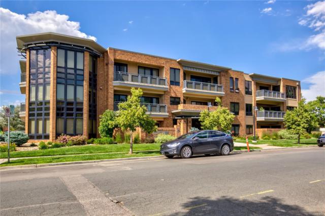 2801 Pennsylvania Avenue #204, Boulder, CO 80303 (MLS #3237971) :: Kittle Real Estate