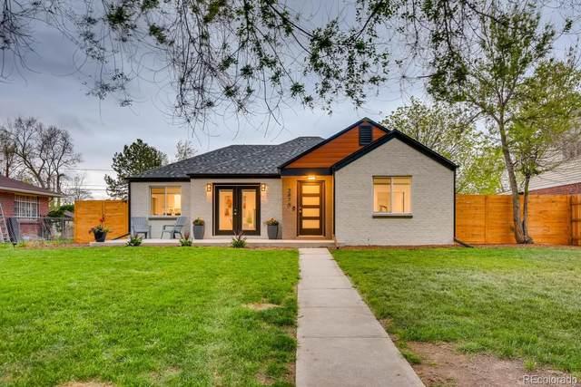 2870 Eudora Street, Denver, CO 80207 (#3238285) :: The Heyl Group at Keller Williams