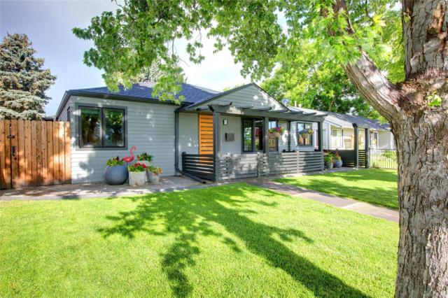 1276 S Monroe Street, Denver, CO 80210 (#3238319) :: Bring Home Denver with Keller Williams Downtown Realty LLC