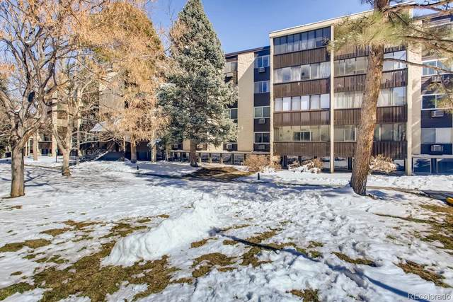 6940 E Girard Avenue #104, Denver, CO 80224 (#3238581) :: The DeGrood Team