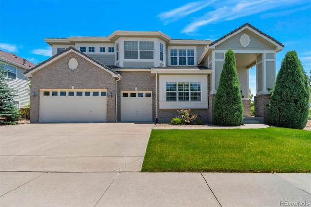 7594 S Duquesne Court, Aurora, CO 80016 (#3238721) :: The DeGrood Team