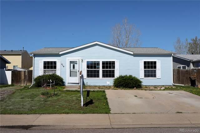 319 Cherokee Place, Lochbuie, CO 80603 (MLS #3238914) :: Find Colorado