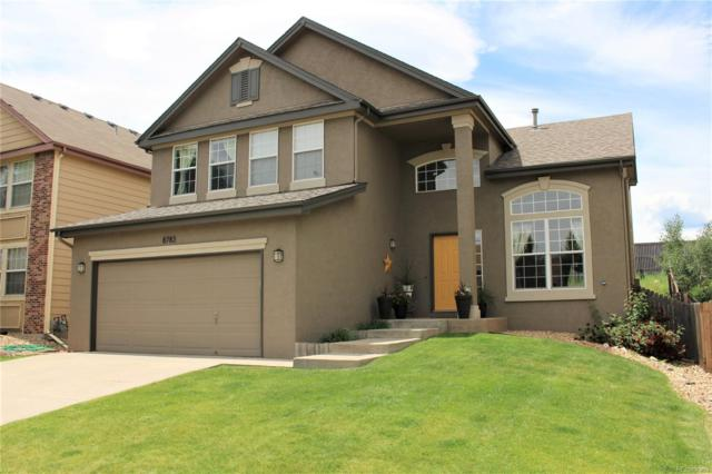 8783 S Dudley Street, Littleton, CO 80128 (#3239858) :: The Galo Garrido Group