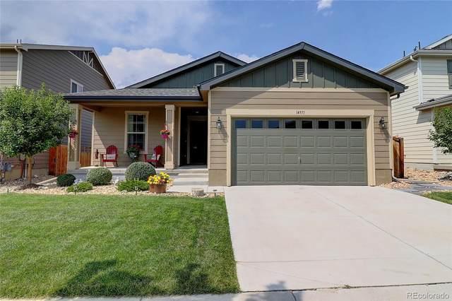 14971 W 70th Avenue, Arvada, CO 80007 (MLS #3240017) :: 8z Real Estate